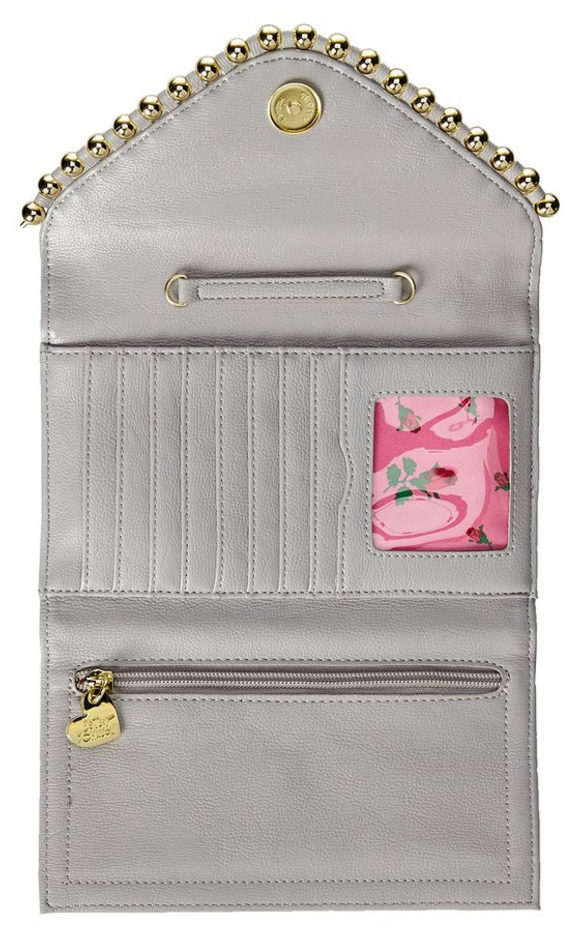 Highly Reviewed Betsey Johnson Betseys Ball and Chain Evening Bag, Grey -- $20.69 (reg. $75.00), BEST Price!