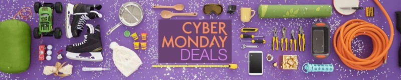 Amazon Cyber Monday -- Master List of Deals!