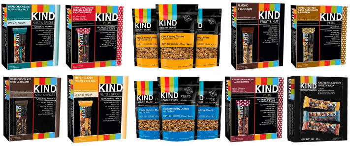 *HOT* NEW Amazon Coupon: Up to 30% Off Kind Bars!