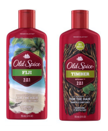 *FREE* Old Spice Shampoo And Conditioner W/ Prime Pantry Order!