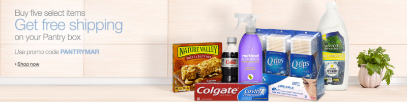 *HOT* HUGE Round Up of Prime Pantry Deals -- Including FREE Shipping, Extra 30% Off, Coupons & More!