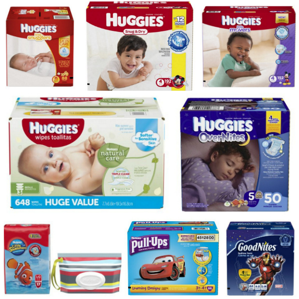 Summary of Pampers Diapers Online Offers For This Month