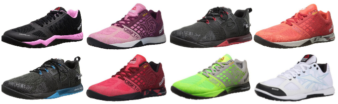 Deal of the Day: 50% Off Reebok Shoes -- From $32.99!