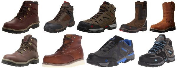 Deal of the Day: Up to 40% Off Wolverine Work Boots!