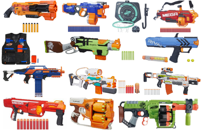 Deal of the Day: Save up to 50% on select Nerf toys!