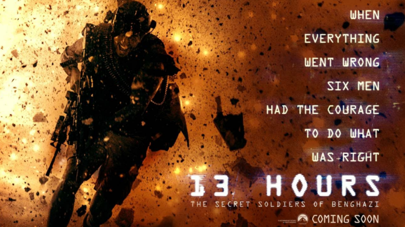 Rent 13 Hours: The Secret Soldiers of Benghazi in HD or SD for just 99¢!