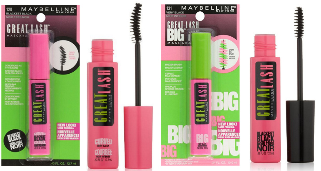 *HOT* NEW Coupons = More Maybelline Mascara Under $3 Shipped!