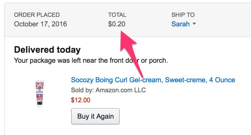 Socozy Boing Curl Gel-cream, Sweet-creme, 4 Ounce