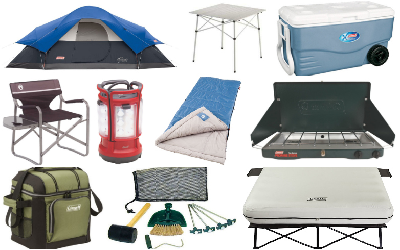 Amazon Black Friday Deal of the Day: Save Up to 60% On Select Coleman Family Camping Favorites!