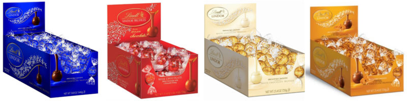 NEW Coupon = Up to 40% Off Select Lindt Chocolate!