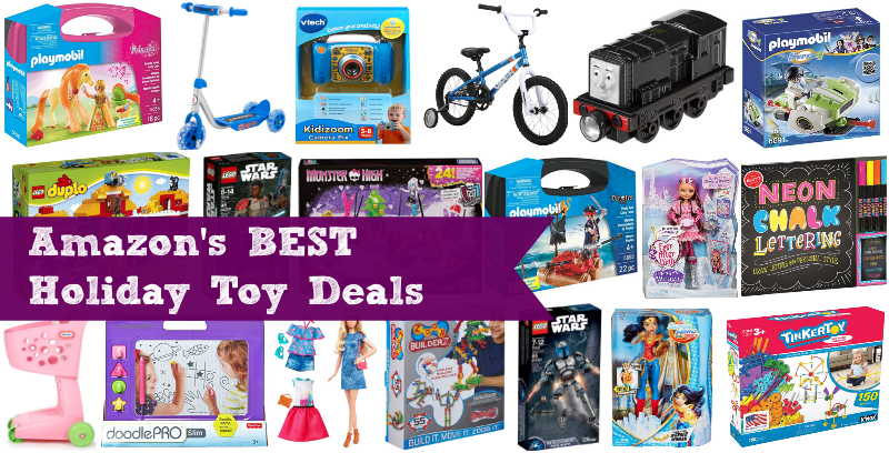 Amazon's BEST Holiday Toy Deals 2016, Updated December 10th!