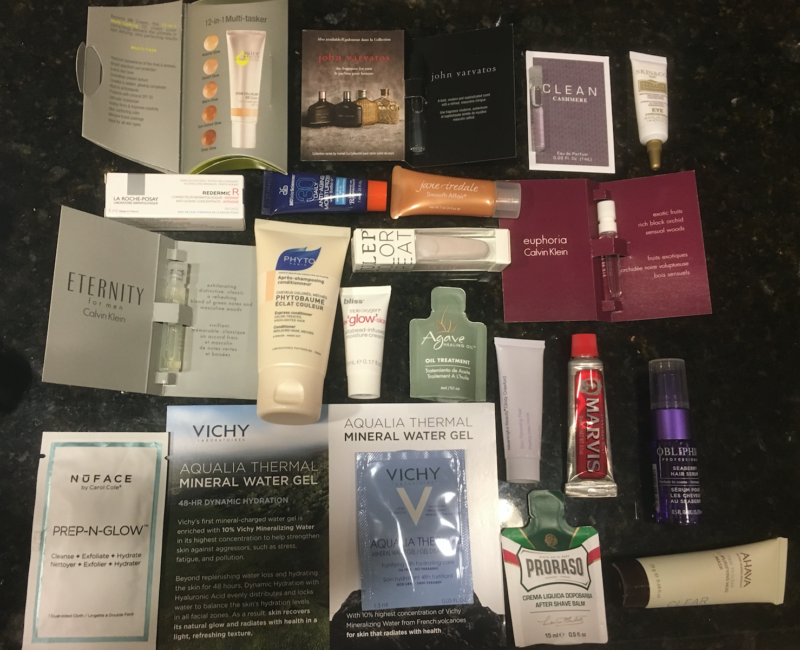Amazon's Luxury Beauty Sample Box -- FREE After Credit -- Here's Mine!