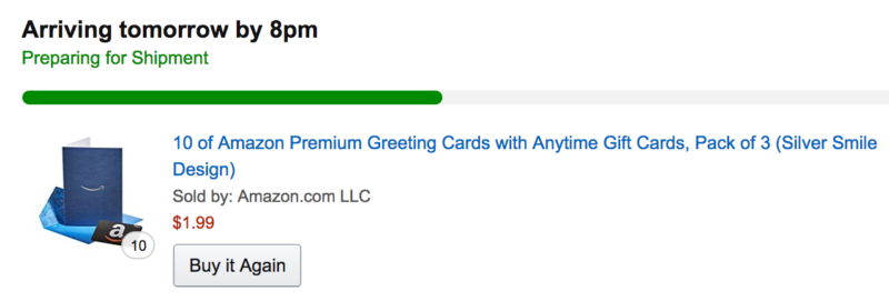 I Just Made $32.08 From Amazon Anytime Gift Cards!