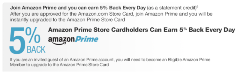 How to 5% Credit Back on All Amazon Purchases!