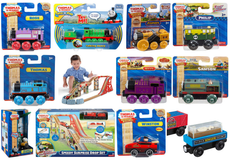 bd43470b9fd0 *HOT HOT HOT* Lowest Ever Prices on Fisher-Price Thomas Wooden Railway!