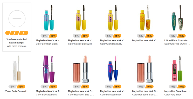 *Price Mistake?!* Mascara Deals are Back & Under $3 Shipped!
