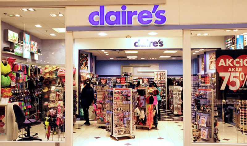 Spend $50, Get $10 Off on Claire's Email Gift Cards!