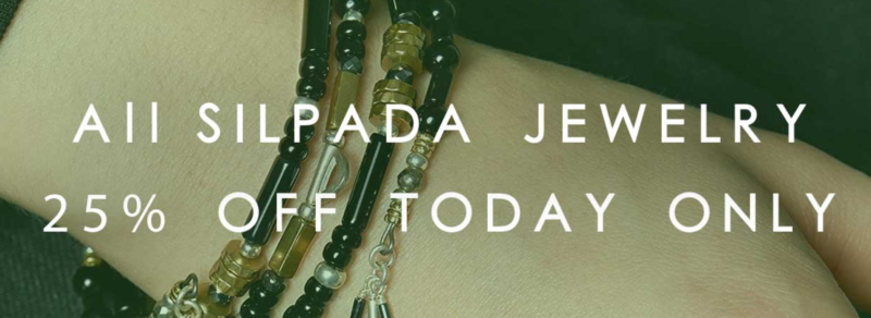 Deal of the Day: 25% off all Silpada Jewelry!
