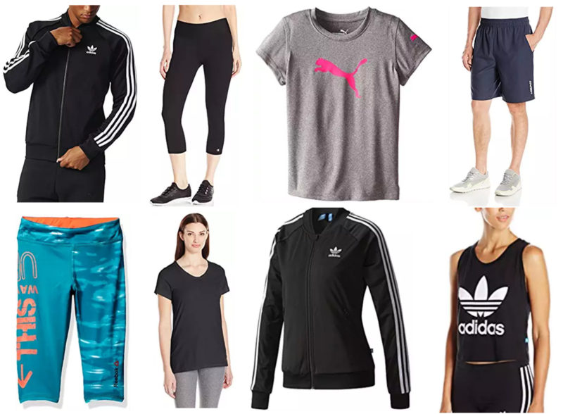 Deal of the Day: Up to 50% Off Active Clothing!