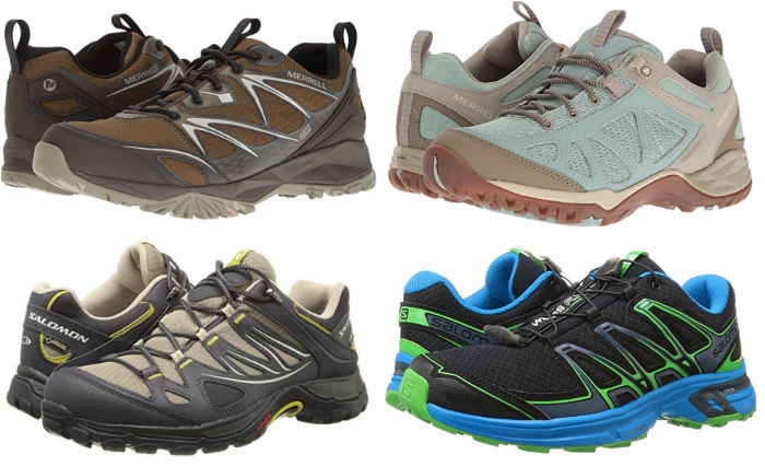 Deal of the Day: Up to 40% off Hiking Shoes!