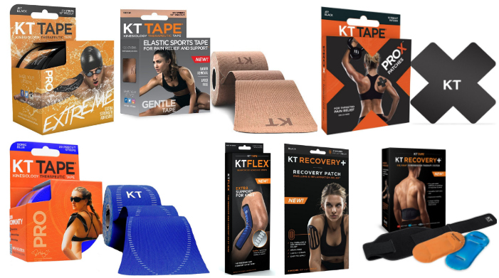 Deal of the Day: Save up to 50% on Select KT Tape Products!