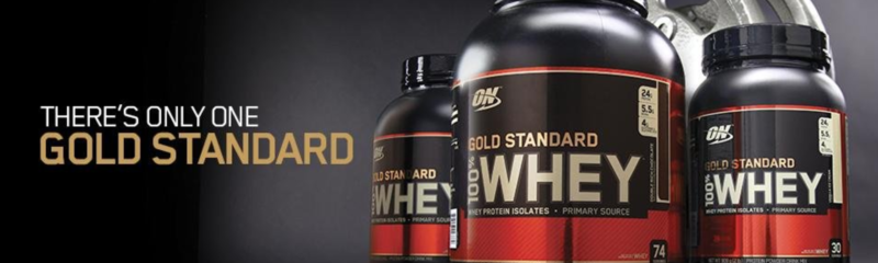 Deal of the Day: Save up to 20% on Optimum Nutrition Gold Standard Products!