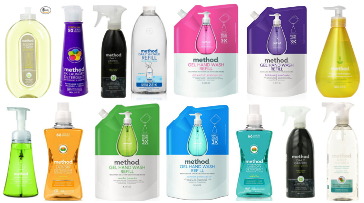 NEW Coupon = Up to 45% Off Select Method Products!