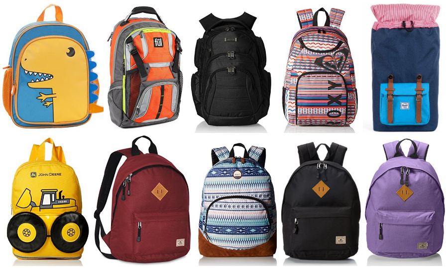 Deal of the Day  Up to 50% off Back to School Backpacks and Bags adab19d2a6819