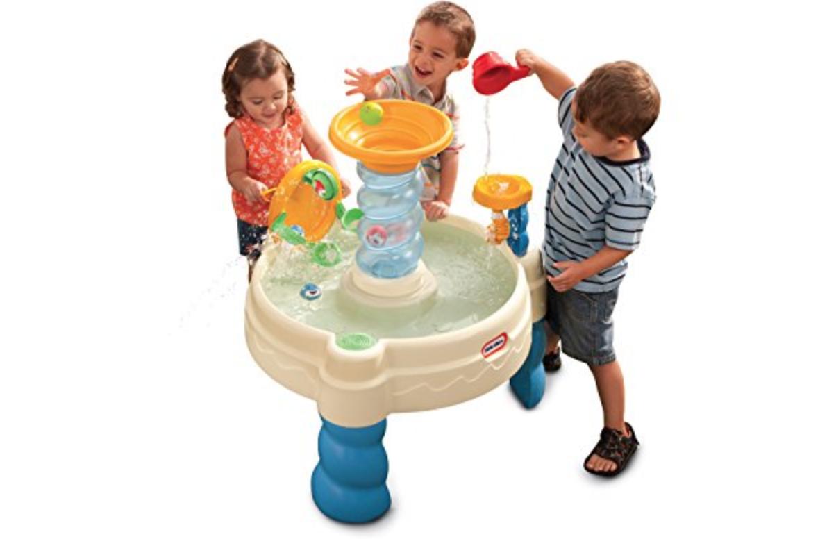Expired: Little Tikes Spiralin\' Seas Waterpark Play Table, BEST ...