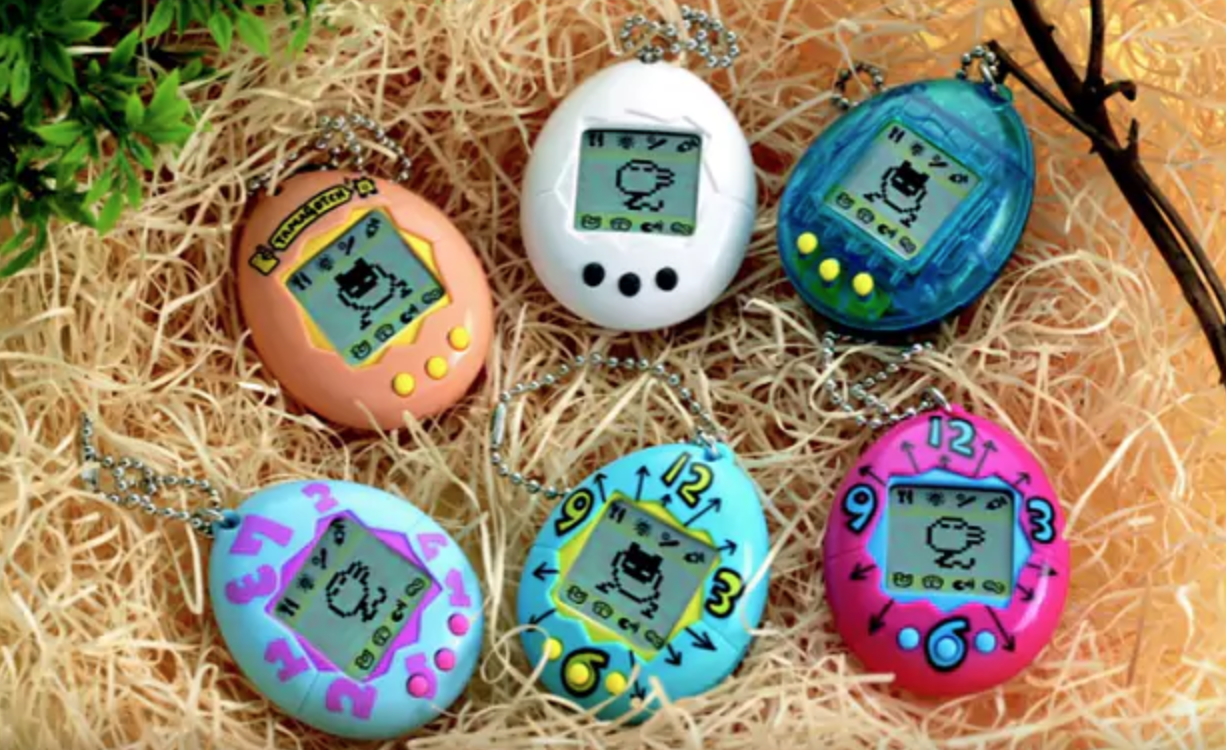 Pre-Order The 20th AnniversaryTamagotchis At ONLY $15.52