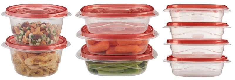 Low Prices on Rubbermaid TakeAlongs After Coupons Jungle Deals Blog