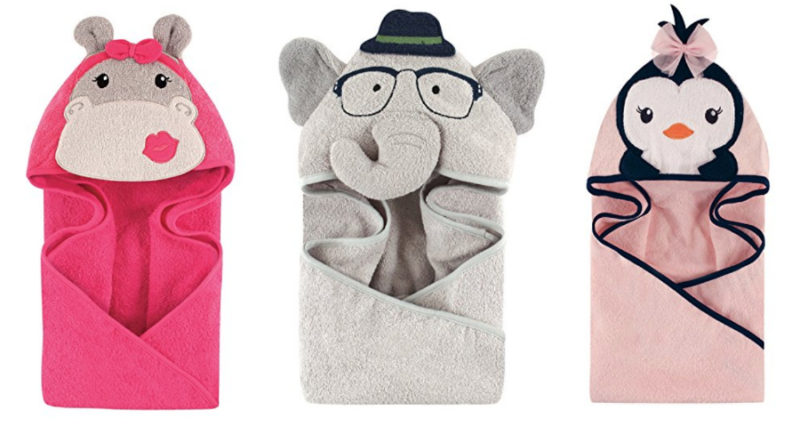 FREE Amazon Baby Towel W/ ANY Amazon Purchase Off Of Created Registry!