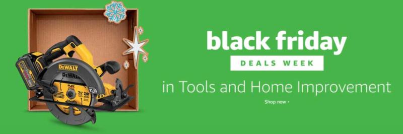 Amazon Black Friday: Tools & Home Improvement Deals