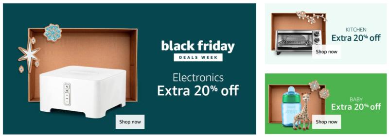 Amazon Black Friday: Warehouse Deals