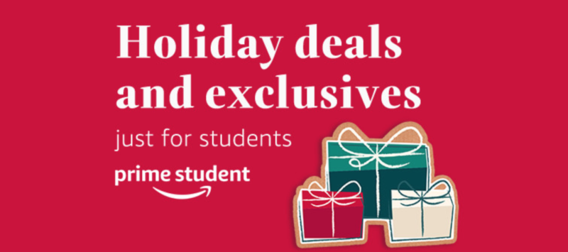 Amazon Black Friday: Special Discounts for Amazon Prime Students