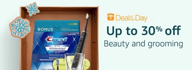 Amazon Black Friday: Save up to 30% on Beauty and Grooming