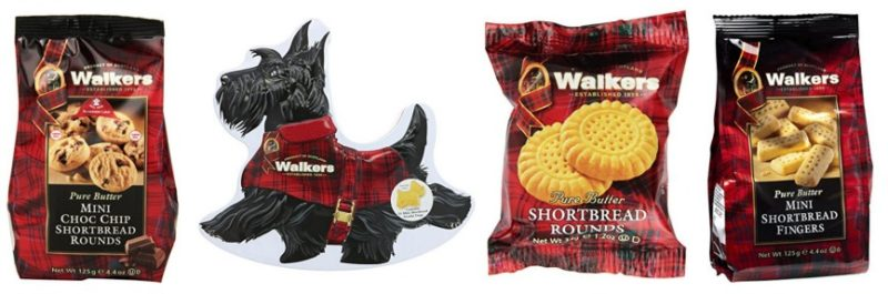 Up to 30% Off Select Walkers Shortbread -- From $2.68 Shipped!