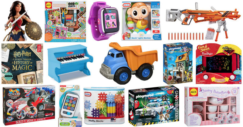 HUGE List of Amazon's BEST Toy Deals -- Updated November 15th