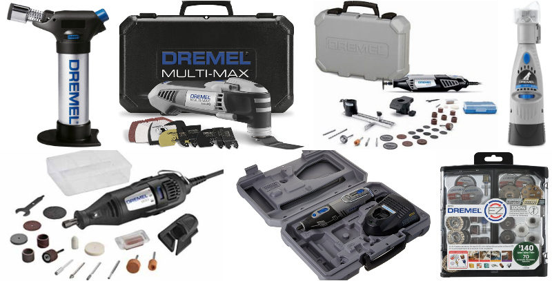 Amazon Black Friday: Up to 48% off top Dremel products!