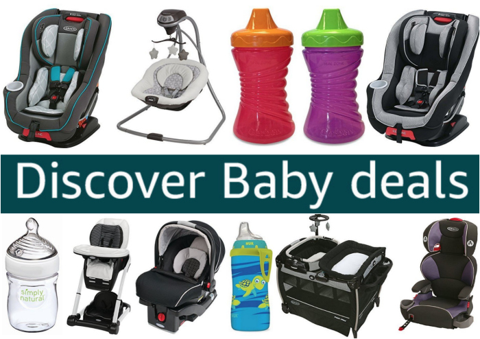 Amazon Black Friday: Up to 35% off select Graco and NUK products!