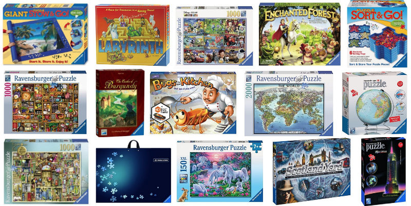 Deal Of The Day Up To 50 Off Select Games And Puzzles