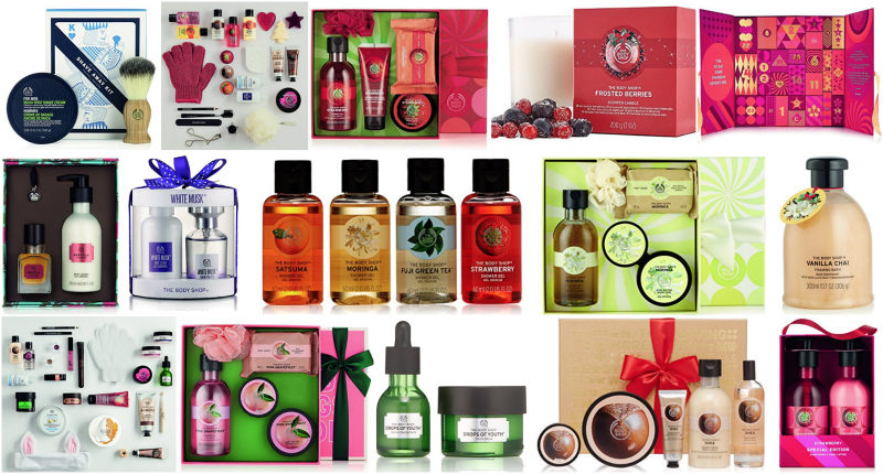 Lots of NEW Body Shop Coupons = Gifts from $5.15 Shipped!