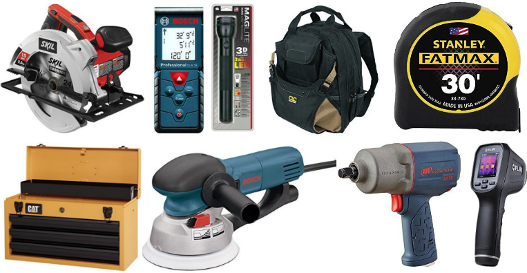 Amazon Cyber Monday: Up to 40% off select power and hand tool gifts