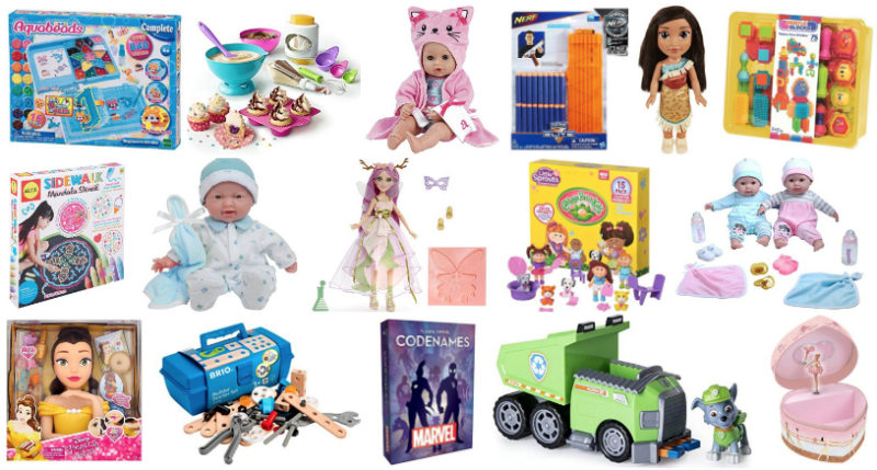 Deal of the Day: Save up to 30% off Dolls, Preschool toys, and more!