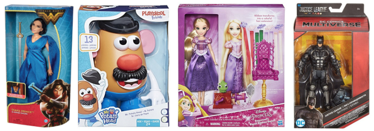 Deal of the Day: Up to 35% off Favorite Character Toys