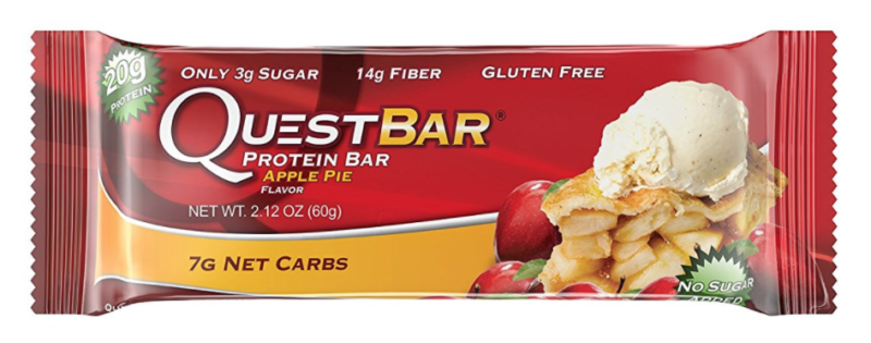 Buy a Quest Nutrition Protein Bar 2.1oz, Get a $2 Future Credit!