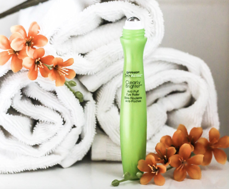 *WILL SELL OUT* Garnier SkinActive Clearly Brighter Anti-Puff Eye Roller as low as $3.50 (reg. $12.99), BEST price!