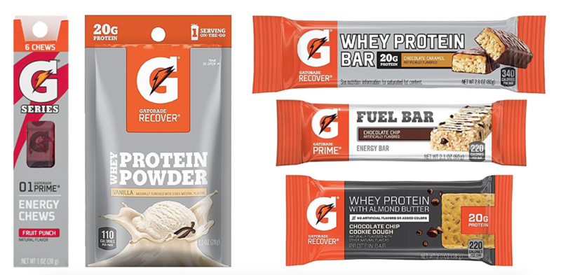Gatorade Sample Box ONLY $6.99 Shipped AND Get $6.99 Credit!