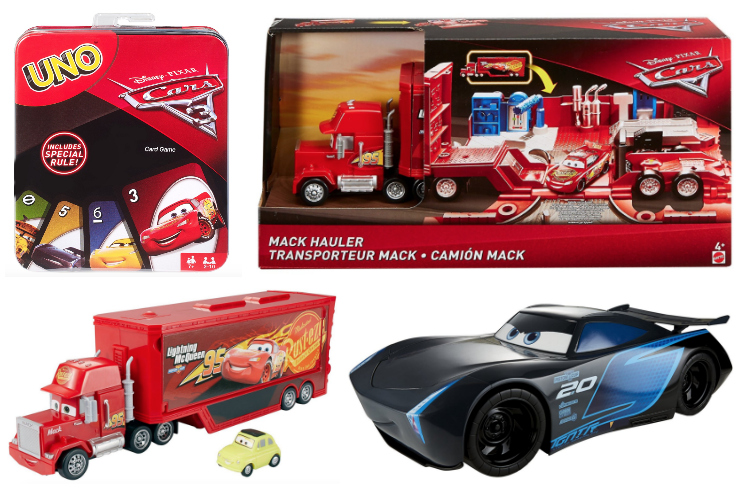 Deal of the Day: Save up to 40% on select Cars 3 toys