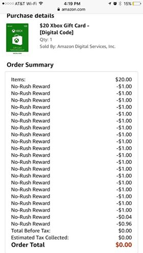 Use Your No-Rush Shipping Credits for…an Xbox or Windows